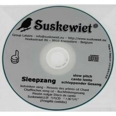 Chaffinches CD song : Sleepzang - Suskewiet 20006 Suskewiet 11,20 € Ornibird