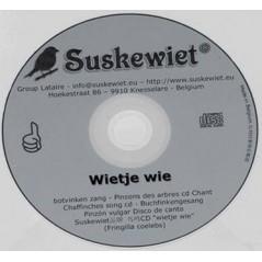 Chaffinches CD song : Wietje Wie - Suskewiet 20010 Suskewiet 11,20 € Ornibird