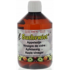 Apple cider vinegar 500ml - Suskewiet 20002 Suskewiet 4,35 € Ornibird