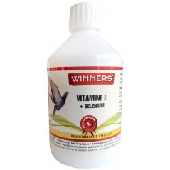 Vitamine E + Selenium, favorise la fertilité 500ml - Winners 81063 Winners 19,30 € Ornibird