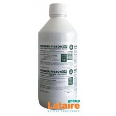 Wonder Pigeon Green 500ml - Wonder Pigeon 38006 Wonder 47,00 € Ornibird