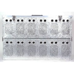 Panier pigeons en aluminium - 2 pigeons. 90001046 Private Label - Ornibird 89,95 € Ornibird