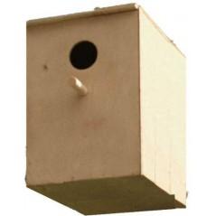 Maison grande perruche verticale - 35.5x30x24 cm 130460000 Grizo 19,99 € Ornibird