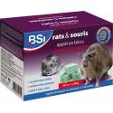 Génération blocs, Appât en blocs pour rats et souris - 15 x 20gr