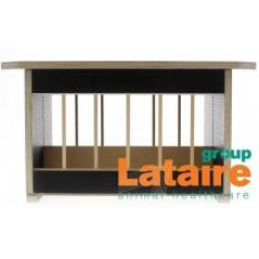 Table en bois pour abreuvoir + mangeoire à grit - 42x30 cm 26060 Private Label - Ornibird 14,95 € Ornibird