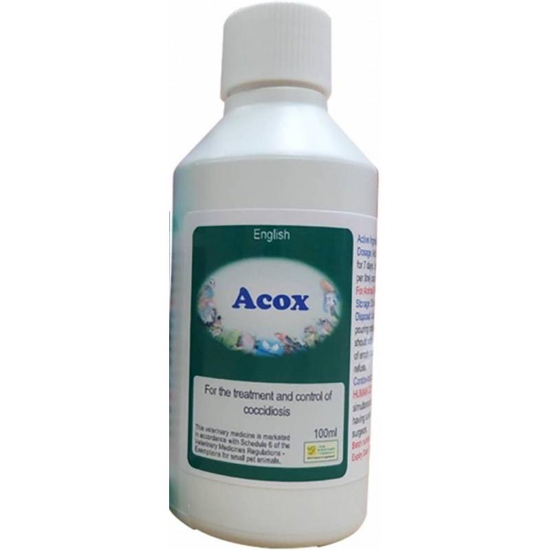 Acox 100ml - The Birdcare Company