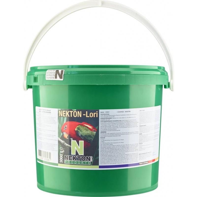 Nekton-Lori 3kg - Focused full for parrots nectarivores - Nekton