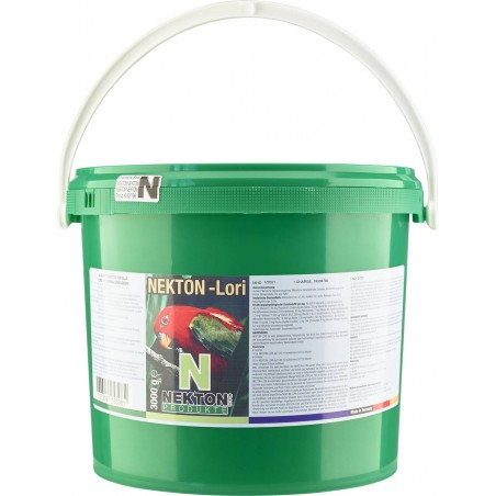 Nekton-Lori 3kg - Focused full for parrots nectarivores - Nekton 2533000 Nekton 76,06 € Ornibird