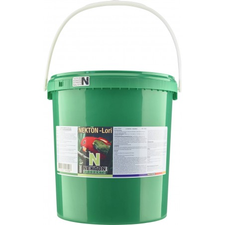 Nekton-Lori 6kg - Focused full for parrots nectarivores - Nekton 2536000 Nekton 115,62 € Ornibird