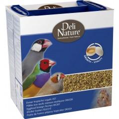 Patée aux oeufs grasse exotiques 4kg - Deli-nature 040518 Deli-Nature 20,30 € Ornibird
