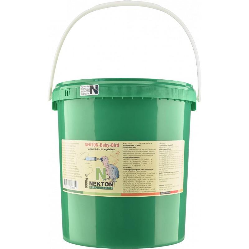 Nekton-Baby-Bird 3kg - Food for the feeding hand - Nekton 2526000 Nekton 68,95 € Ornibird