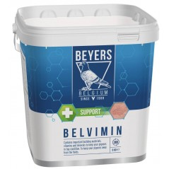Belvimin (minéraux vitaminés) 5kg - Beyers Plus 3607 Beyers Plus 21,20 € Ornibird