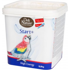 Start + High Energy 2,5kg - Deli-Nature 23073 Deli-Nature 30,95 € Ornibird