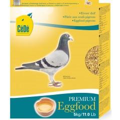 Pâtée aux oeufs pigeons 5kg - Cédé 850 Cédé 21,55 € Ornibird