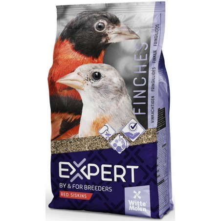 Expert Chardonnerets rouges 15kg - Witte Molen 652064 Witte Molen 9,75 € Ornibird
