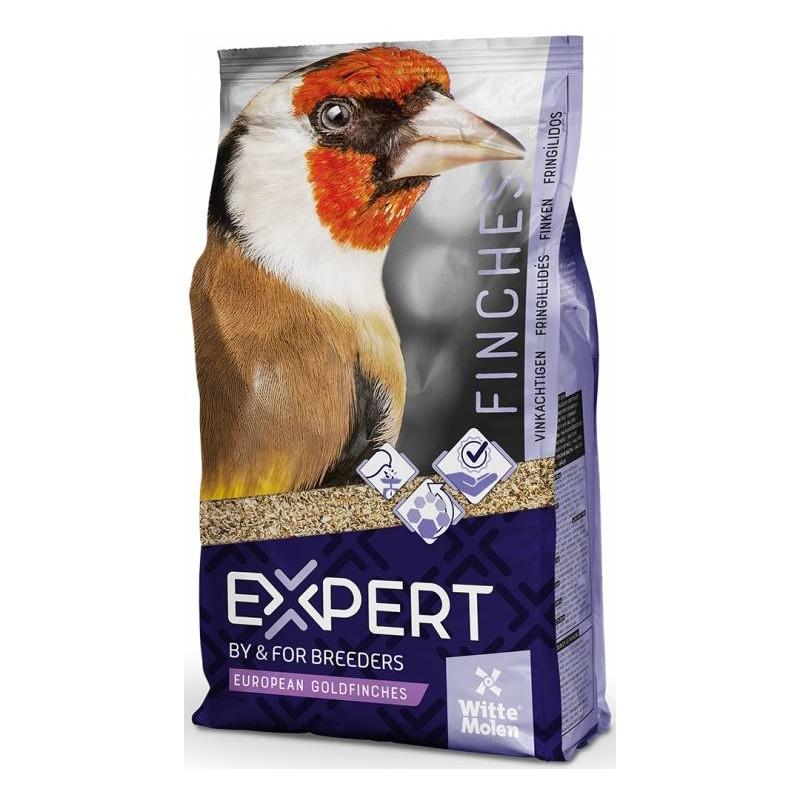 Expert Chardonnerets Elégants 18kg - Witte Molen 652067 Witte Molen 9,30 € Ornibird