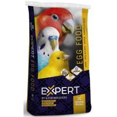 Expert Pâtée aux Oeufs Oiseaux Indigènes 10kg - Witte Molen 653150 Witte Molen 43,56 € Ornibird