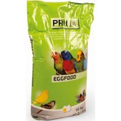 Patée aux oeufs pour canaris, exotiques et indigènes 10kg - Prima 890 Prima 29,50 € Ornibird