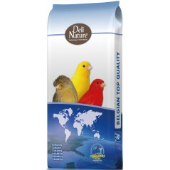 Canaries Breeding with perilla white 20kg - N°54 - Deli-Nature (Beyers)
