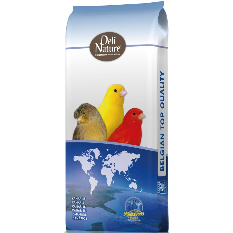 Canaries Light without shuttles 20kg - N°81 - Deli-Nature (Beyers) 6381 Deli-Nature 31,95 € Ornibird
