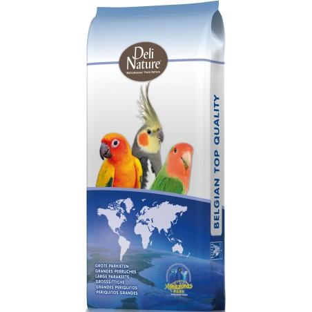 Large Parakeets & Parrots - Seeds to Germinate 15kg - N°33 - Deli-Nature (Beyers)