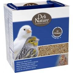 Patée aux oeufs bianco grasse 4kg - Deli-Nature 040516 Deli-Nature 17,41 € Ornibird