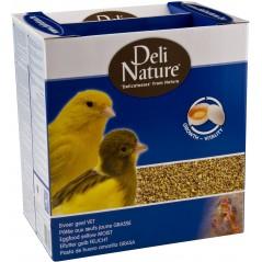 Patée de eieren vettige gele 4kg - Deli-Natuur