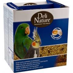 Patée aux oeufs grasse grandes perruches et perroquets 4kg - Deli-Nature 040514 Deli-Nature 19,89 € Ornibird
