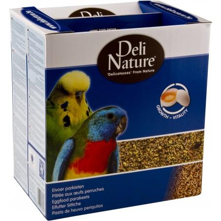 Patée aux oeufs perruches 4kg - Deli-Nature