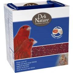 Patée aux oeufs rouge grasse 4kg - Deli-Nature 40517 Deli-Nature 19,25 € Ornibird