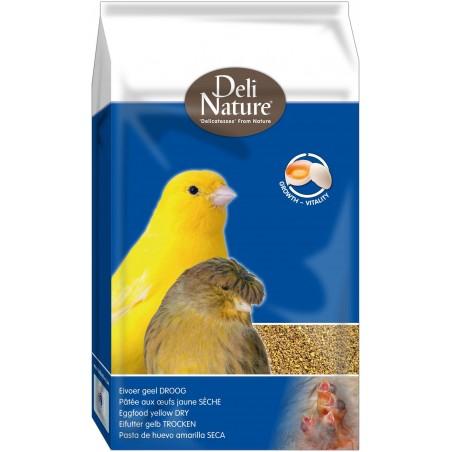 Patée egg yellow dry 10kg - Deli-Nature