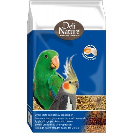 Patée egg fat large parakeets and parrots 10kg - Deli-Nature