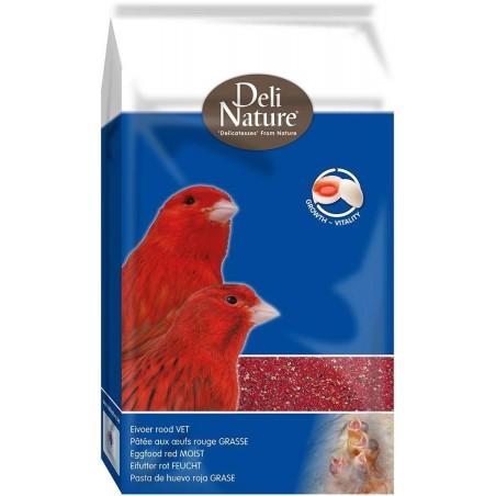 Patée eggs red oily 10kg - Deli-Nature