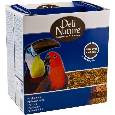 Patée fruits 4kg - Deli-Nature