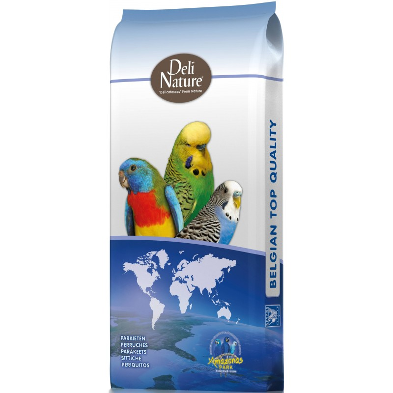 Budgie Colormix 20kg - N° 11 - Deli-Nature (Beyers) 6411 Deli-Nature 25,47 € Ornibird