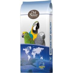 Parrots Supreme Fruit 15kg - N° 64 - Deli-Nature (Beyers) 6464 Deli-Nature 31,47 € Ornibird