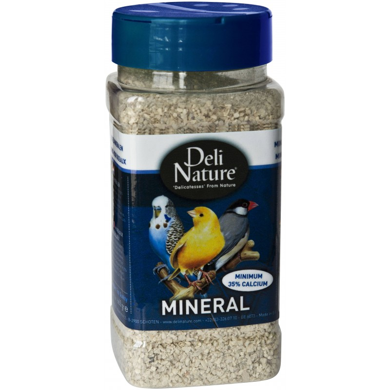 Minéraux pour Oiseaux 660gr - Deli Nature 023033 Deli Nature 2,81€ Ornibird