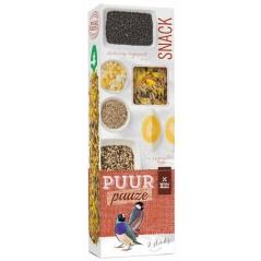 Puur Pauze Sticks Canari Pomme & Poire 60gr - Witte Molen 654887 Witte Molen 2,15 € Ornibird