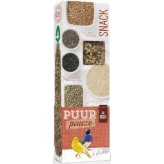 Puur Pauze Sticks Canari Pomme & Poire 60gr - Witte Molen 654930 Witte Molen 2,15 € Ornibird