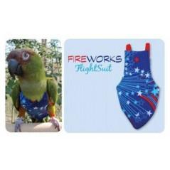 Harnais pour oiseaux - Ass X-Wide Long 23cm - FlightSuit 131511000 Avian Fashions 18,85 € Ornibird