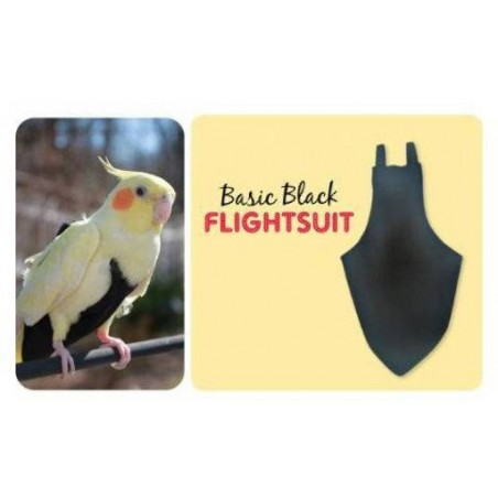 Harness for birds - Ass X-Wide Long-23cm - FlightSuit