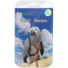 Harnais pour oiseaux, taille S - Vanpet 14050 Benelux 9,95 € Ornibird