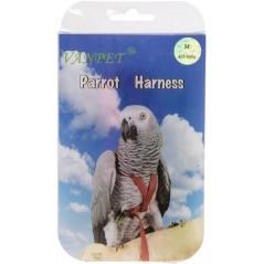Harnais pour oiseaux, taille M - Vanpet 14051 Benelux 12,75 € Ornibird