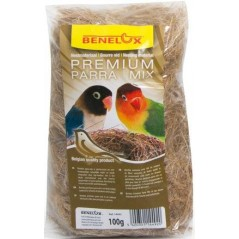 Bourre nid Parra-Mix Perruches 100gr 14492 Benelux 2,05 € Ornibird