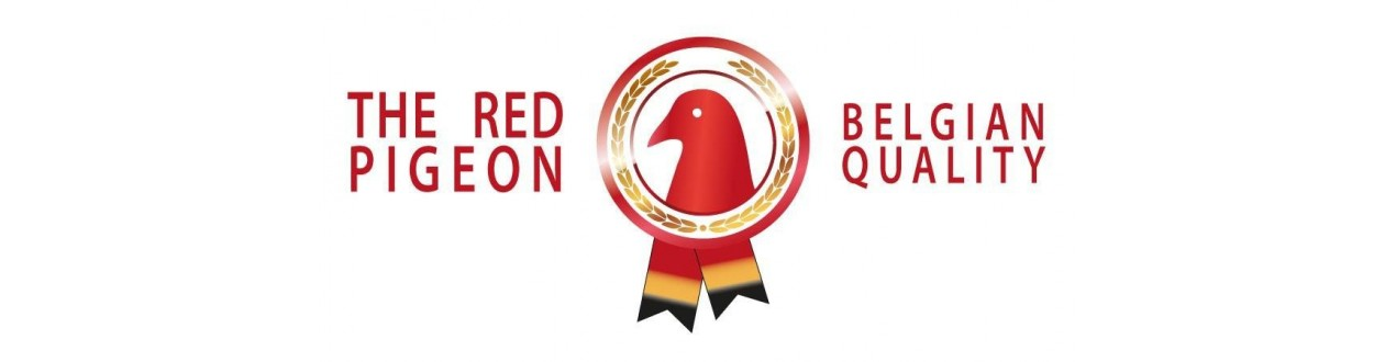 Red Pigeon - Red Bird - Red Cock