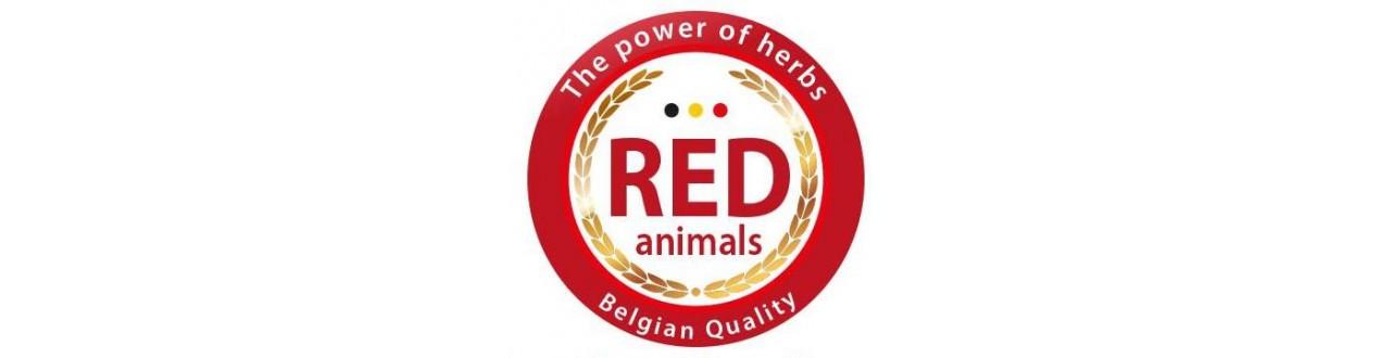 Vermelho Animais - geral de Produtos