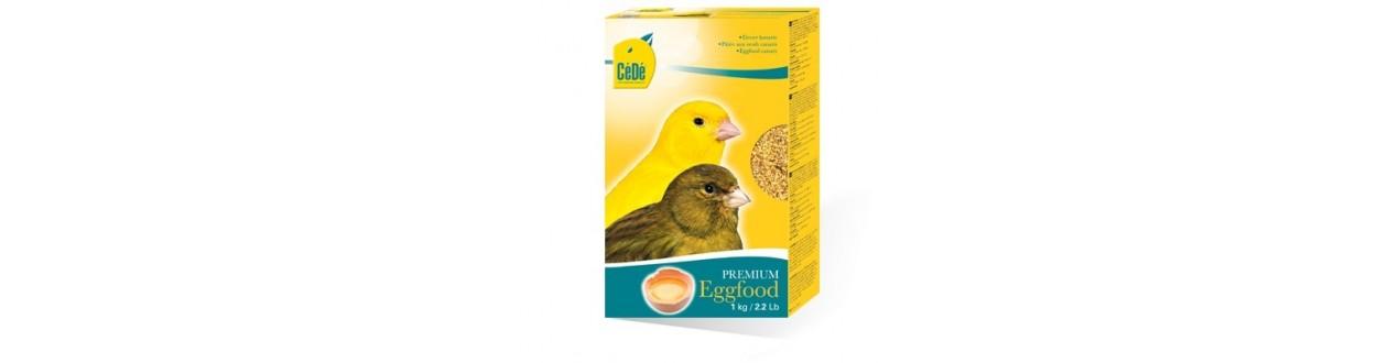 Pâtée pour oiseaux Cédé