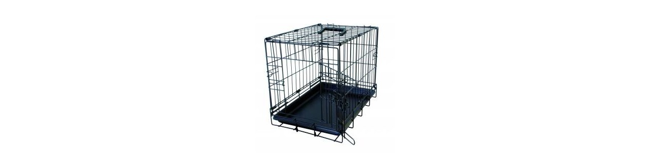 Kennels, kennels and cages for transport