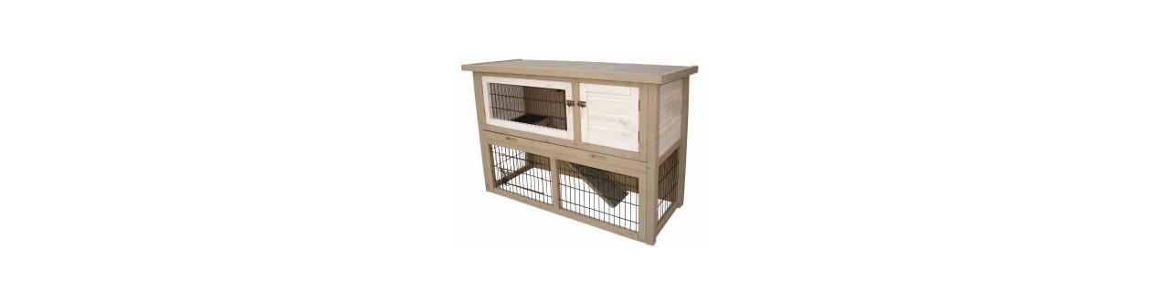 Cages et parcs (enclos)