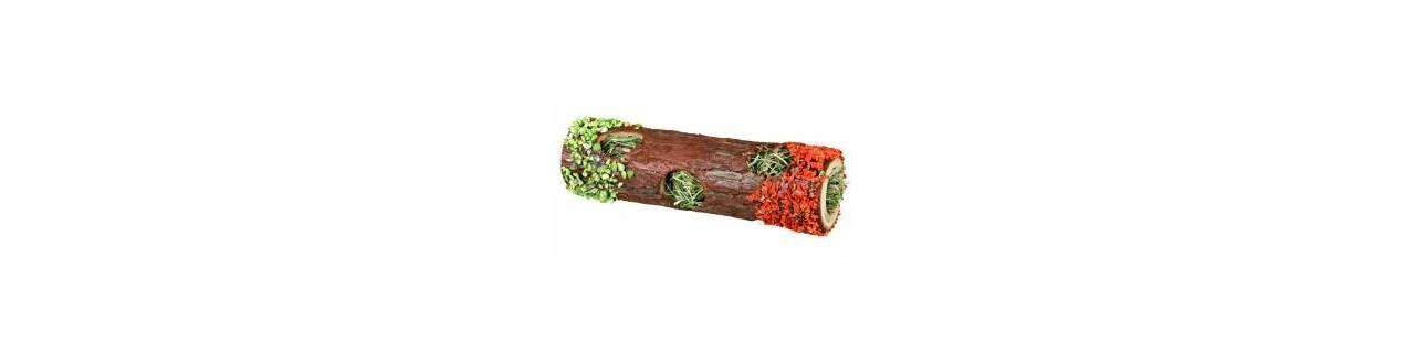 Snacks aux épices, fruits & légumes